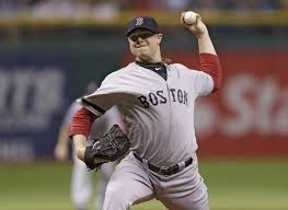 Jon Lester again played slump-buster for Boston, improving to 4-0 after a Sox loss.