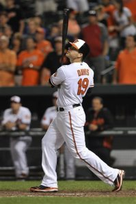Chris Davis drives in the game winner in the 13th to lift the O's.