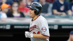 Birthday boy Trevor Plouffe, homers, and his Twins win 6-3 over the Tigers.