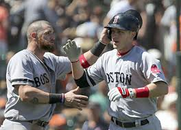 Drew's 10th home run put the game out of reach, as Boston stomped San Francisco 12-1.